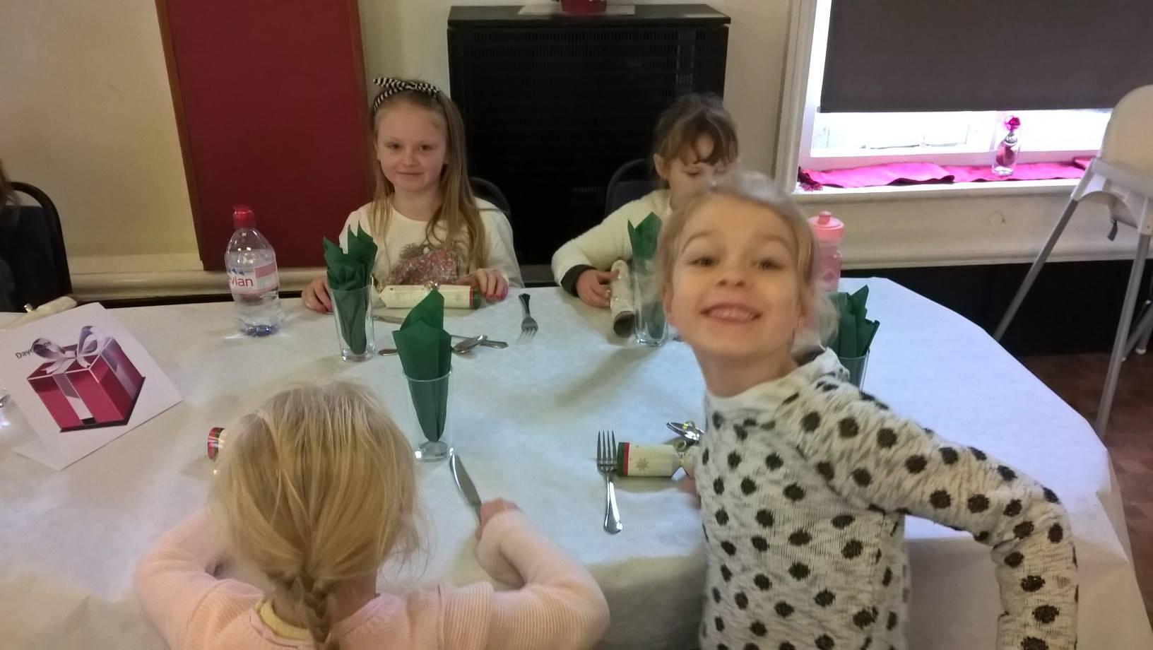Nursery Families Christmas Lunch- Shanklin Nursery - 2017 Events