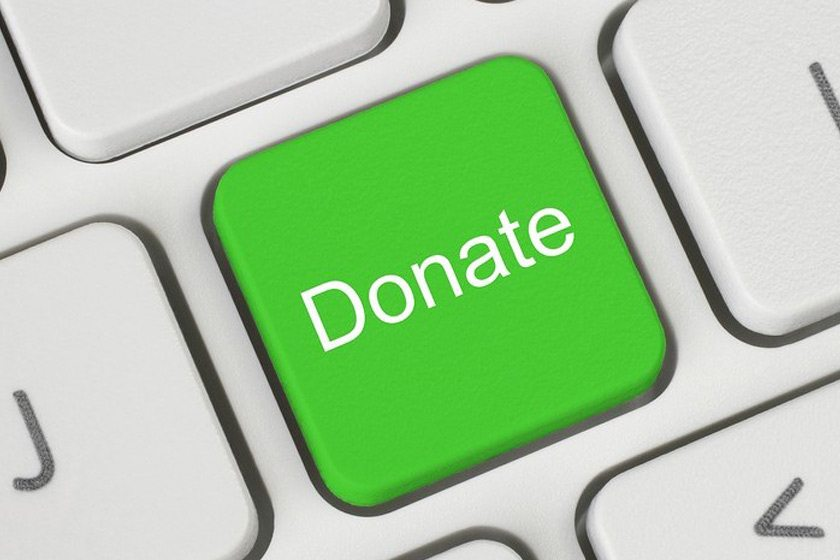 Donate to charity.