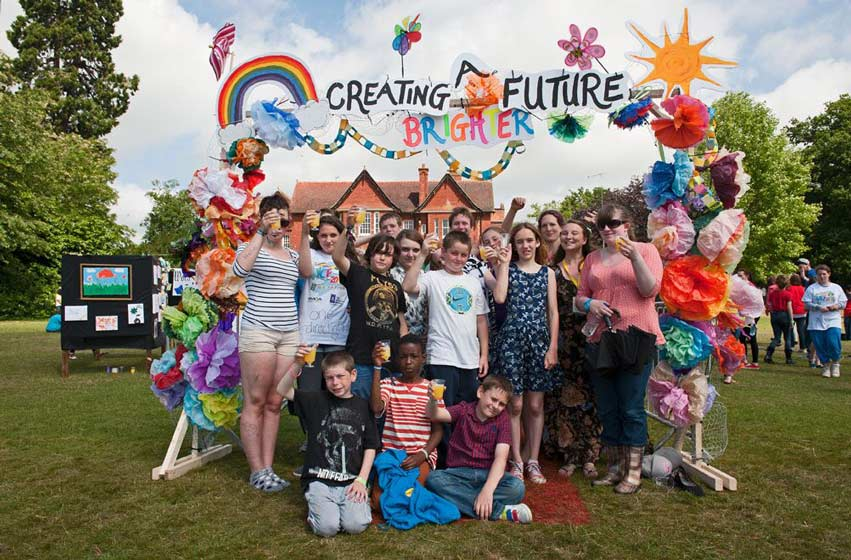 Young carers' festival