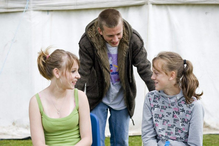 Activities are part of our youth work.