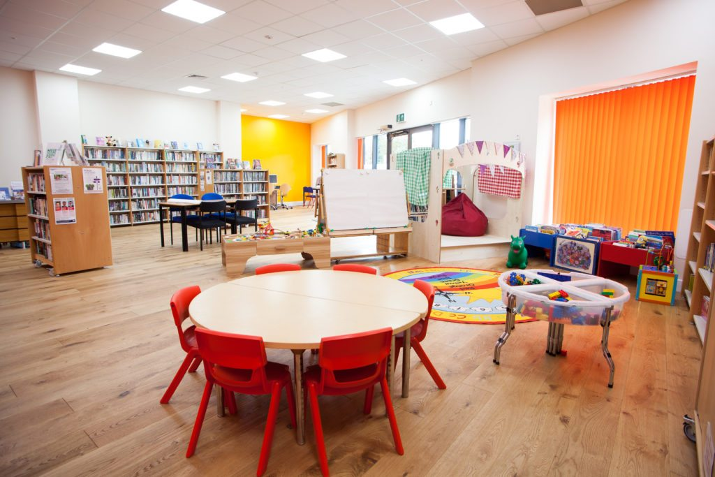 Andover Library Room Hire