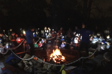 Members Event 2017 - Campfire